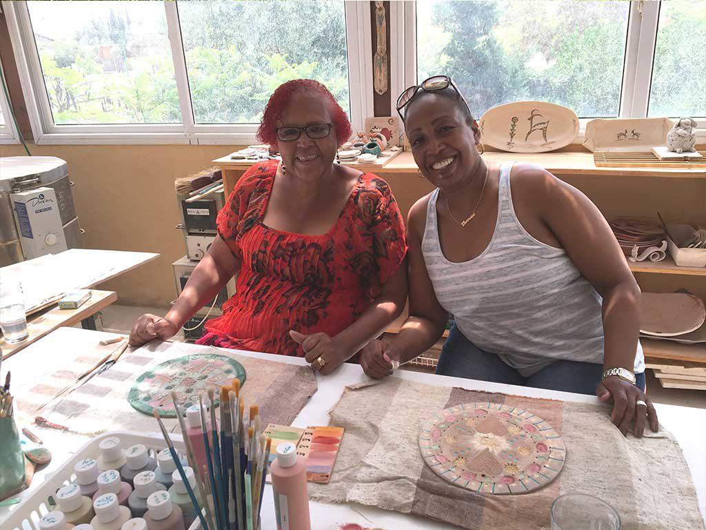 מדרום אפריקה חופשה בצימבר עם סדנת מנדלות